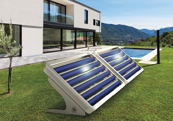 SOLAR THERMAL SYSTEM STRATOS 4S