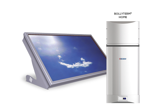 SOLAR THERMAL SYSTEM STRATOS DR CON BOLLYTERM HOME