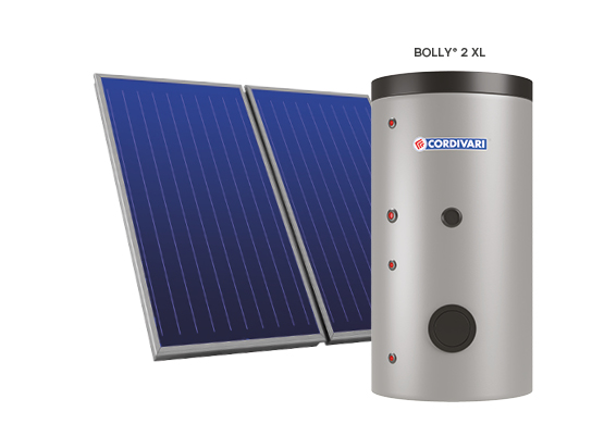 SOLAR THERMAL SYSTEM B2 XL