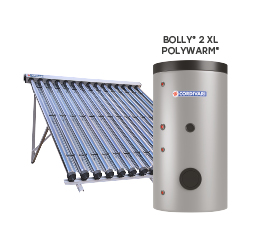 SOLAR THERMAL SYSTEM BOLLY 2 XL CVT